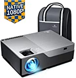 VANKYO Performance V600 Native 1080P LED Projector, 5000 Lux HDMI Projector with 300'Display Compatible TV Stick, HDMI, VGA, USB, Xbox, Laptop, iPhone Android for PowerPoint Presentation