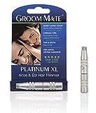 Groom Mate Platinum XL Nose & Ear Hair Trimmer