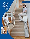 Stair lift (Battery Free Unit!)