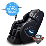 AIR FLOAT 3D+ 6 INFRARED ROLLER MECHANISM KAHUNA SUPERIOR MASSAGE CHAIR - SM-9000 Comb (Black WG)