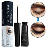 Eyelash Growth Enhancer & Brow Serum for Long, Luscious Lashes Enhancer Primer for Longer Thicker Healthier Lash & Brow (3 ml) (style 1)