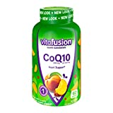 Vitafusion CoQ10 (Coenzyme Q10) Gummy Vitamins, 200 Mg, 60 Count (Packaging May Vary)