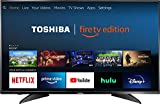 Toshiba 43LF621U19 43-inch Smart 4K UHD TV - Fire TV Edition
