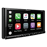 Pioneer AVH-2300NEX Multimedia DVD Receiver with 7' WVGA Display, Apple CarPlay, Android Auto, Built-in Bluetooth, SiriusXM-Ready and AppRadio Mode +