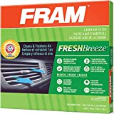 FRAM Fresh Breeze Cabin Air Filter with Arm & Hammer Baking Soda, CF10285 for Toyota Vehicles, white