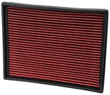 Spectre Engine Air Filter: High Performance, Premium, Washable, Replacement Filter: Fits 1999-2020 CADILLAC/CHEVROLET/GMC (Escalade, Suburban, Tahoe, Silverado, Avalanche, Yukon, Sierra) SPE-HPR8755
