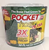 Pocket Hose TeleBrands, 50-Feet .