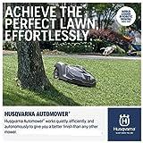 Husqvarna 967646405 Automower 450X Robotic Lawn Mower, 1.3 acre capacity