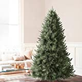 Balsam Hill Vermont White Spruce Premium Artificial Christmas Tree, 7.5 Feet, Unlit