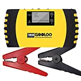 GOOLOO 1500A Peak SuperSafe Car Jump Starter with USB Quick Charge 3.0 (Up to 8.0L Gas, 6.0L Diesel Engine) 12V Auto Battery Booster Portable Charger Power Pack Built-in Smart Protection