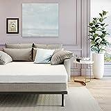 Classic Brands 414800-1152 Sofa Bed, Queen, Tan