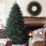 Balsam Hill Classic Blue Spruce Artificial Christmas Tree, 7.5 Feet, Unlit